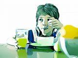 arrêter de manger devant le télé pour la santé de votre enfant